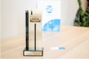 Our QGIS plugin won the main prize in a competition organized by GUGiK